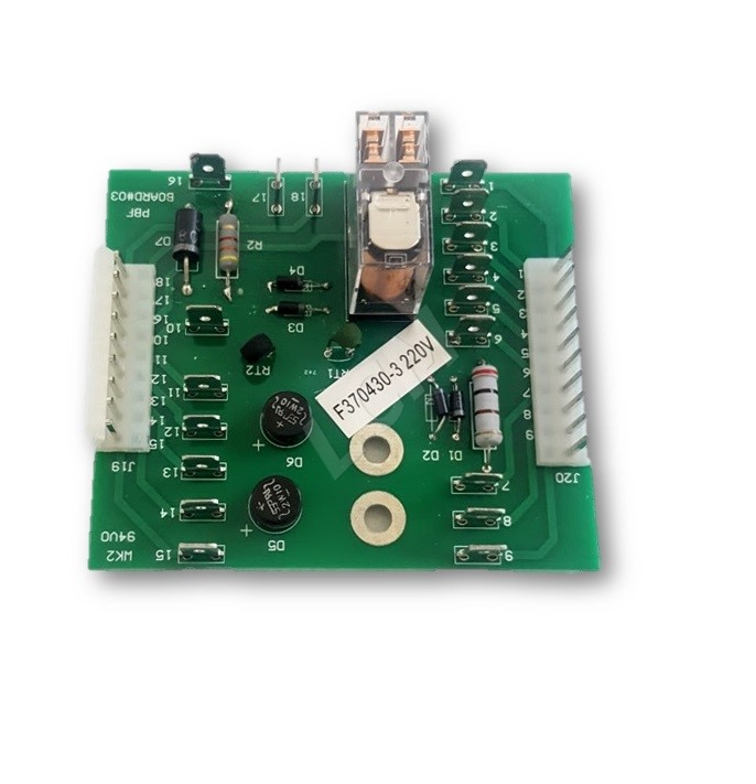 370430-3 CCA DOOR LOCK MC 220V W/PKG (02327)