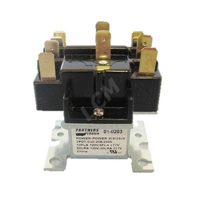 Huebsch M400911 Relay 220v Huebsch