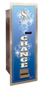 MC300RL REAR LOAD BILL CHANGER
