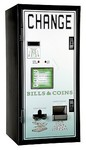 BCX1030 FRONT LOAD BILL & COIN CHANGER