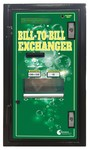 BX1040 FRONT LOAD BILL EXCHANGER
